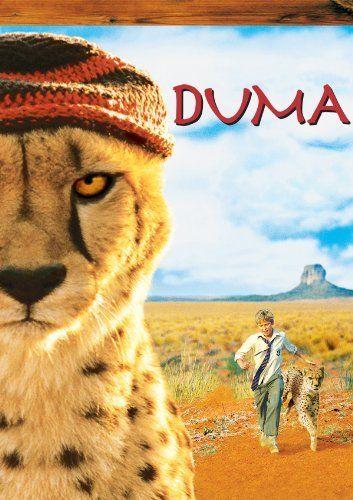 Duma A 2005 Family Adventure Starring Campbell Scott The