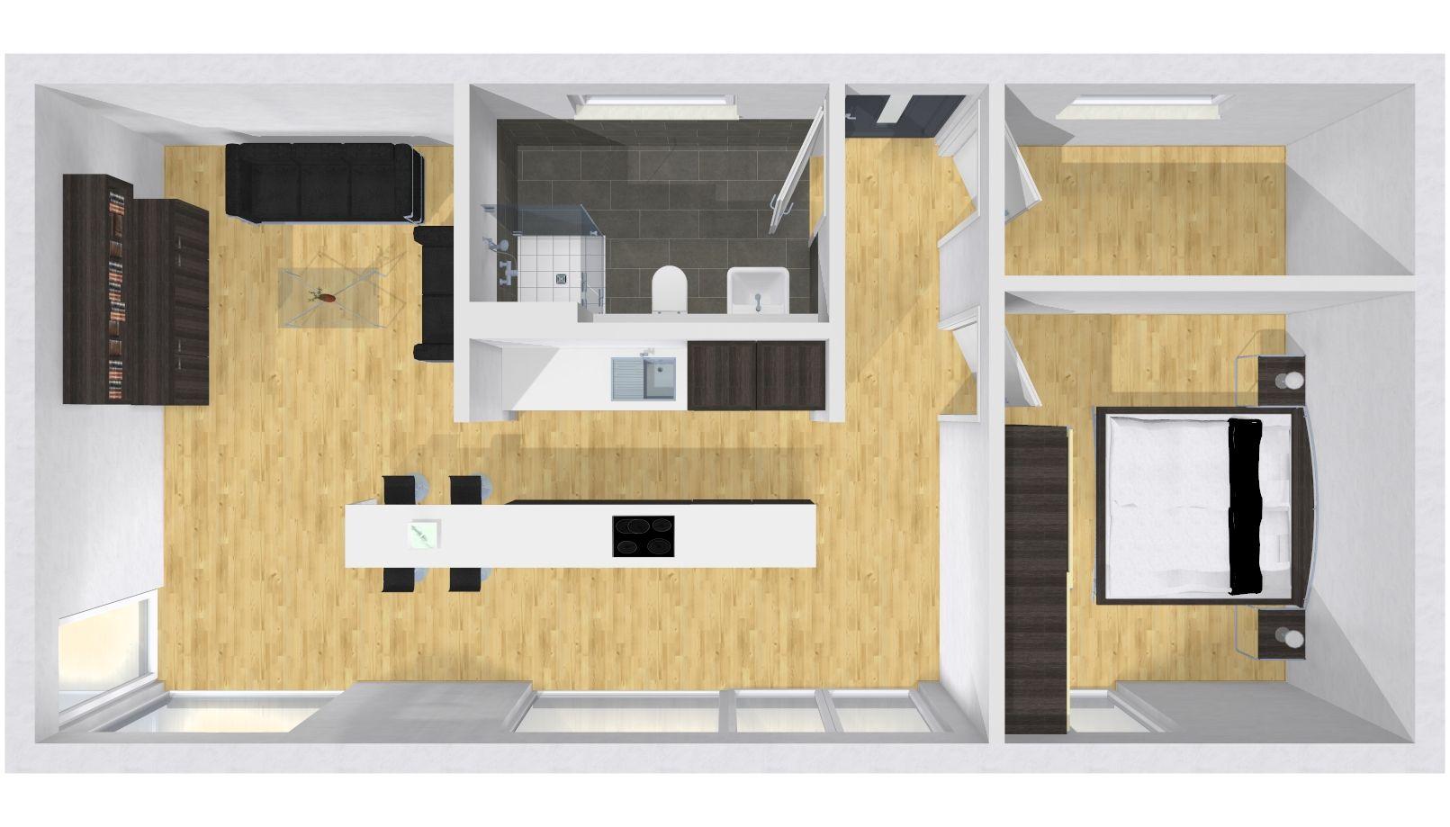 Ferienhaus by Architekt Mark Pupke & LegnoCube