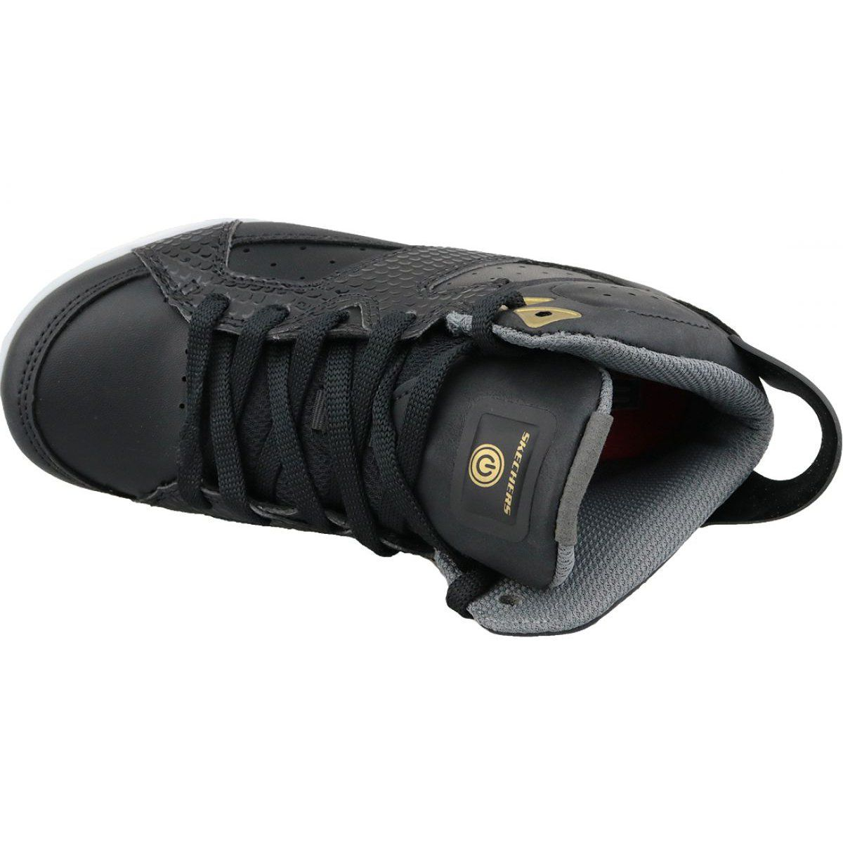 Buty Skechers E Pro Street Quest Lights Jr 90615l Blk Czarne Junior Shoes Skechers Kid Shoes