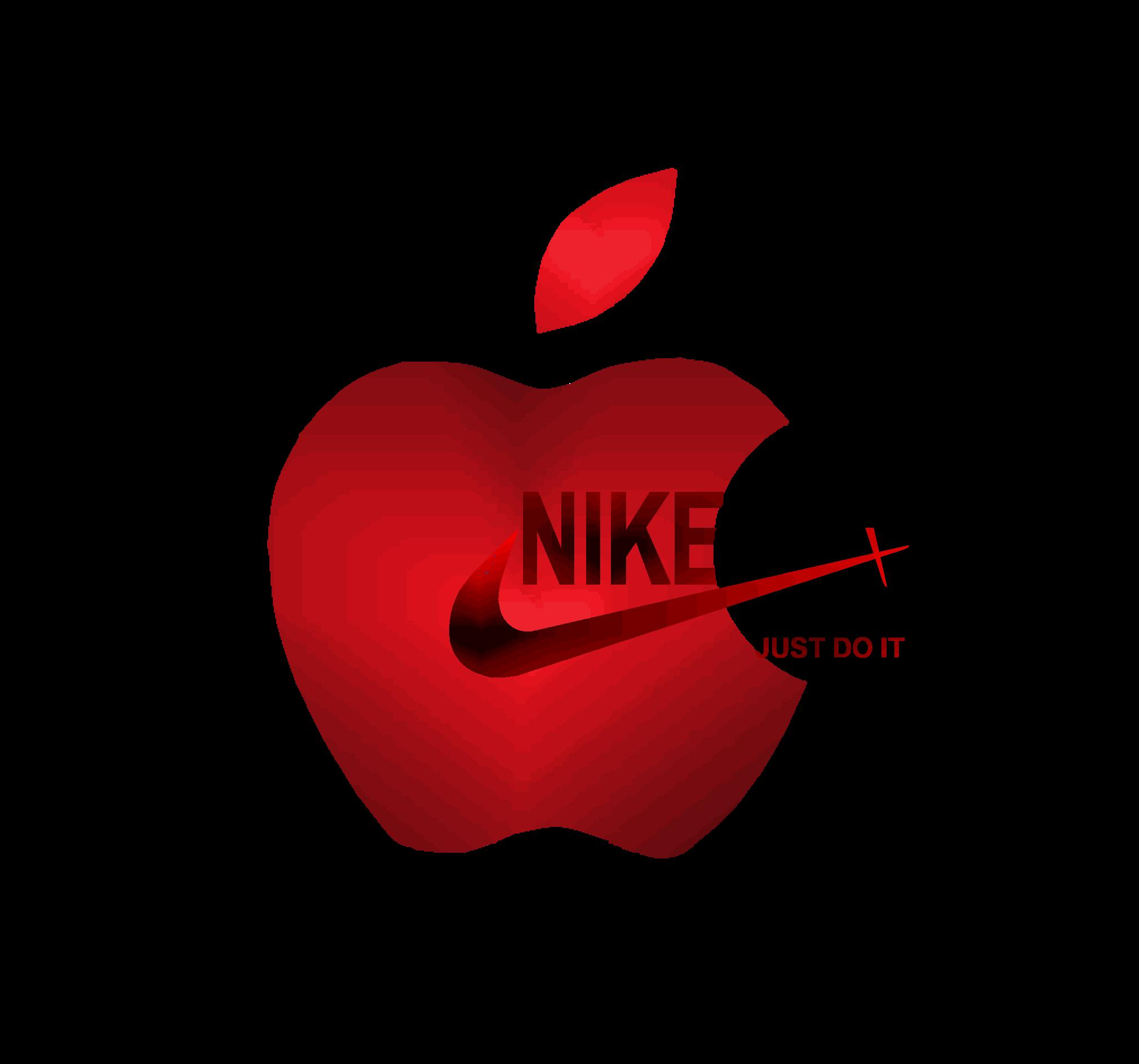 Apple Nike Logo Apple 1 Logos Apple Nike Logo