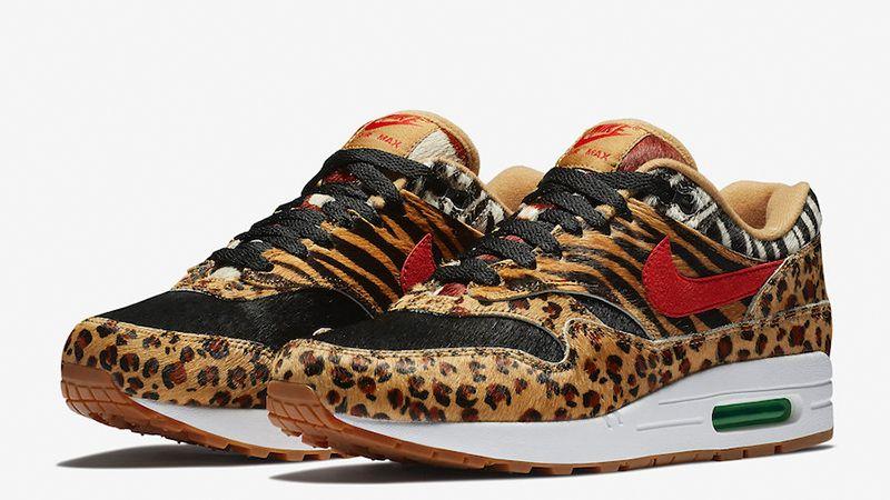 atmos x Nike Air Max 1 Animal Pack 2.0 | Nike air max, Best