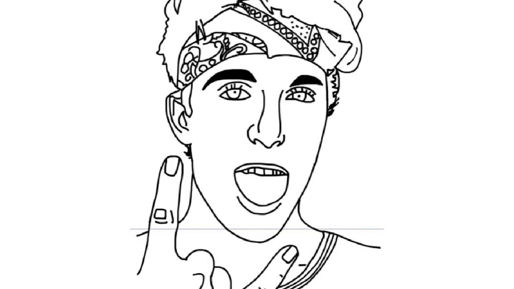 Jake Paul Coloring Pages Printable Educative Printable Coloring Pages Jake Paul Color