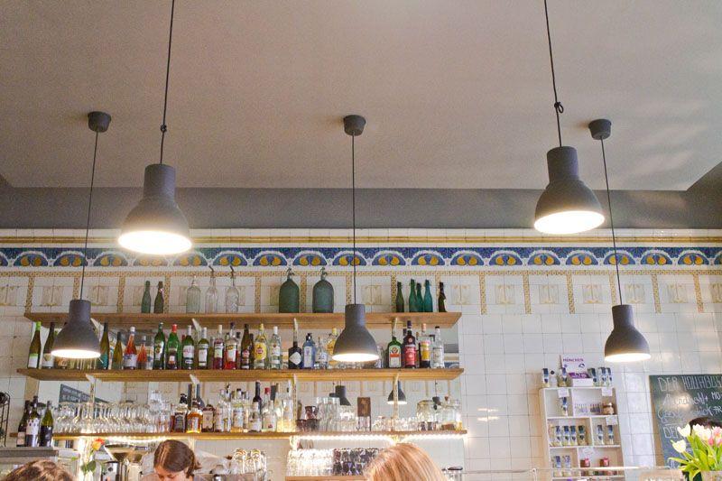 Der Hollabusch Frühstück in München Cafés in Munich