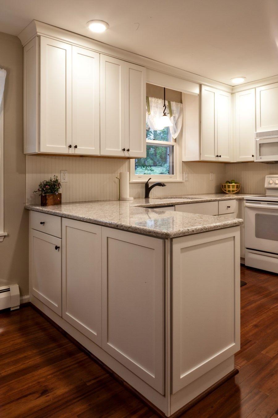 New Schrock Cabinetry and Silestone Quartz Countertops ...