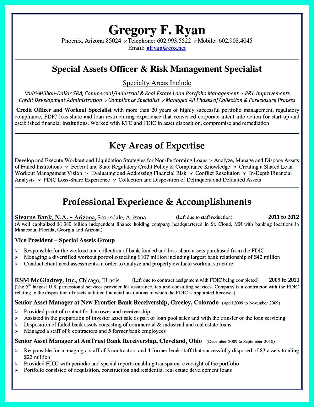 Compliance Officer Resume Is Well Designed To Get The Attention Of The Hiring Manager The Resume Here Begins With The Title Headline Of The Job Then Resume