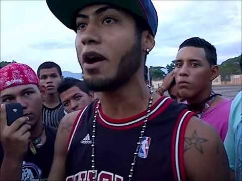 Batalla de Rap Los Guayos 2da Ronda Jack Daniel Vs Zens - YouTube