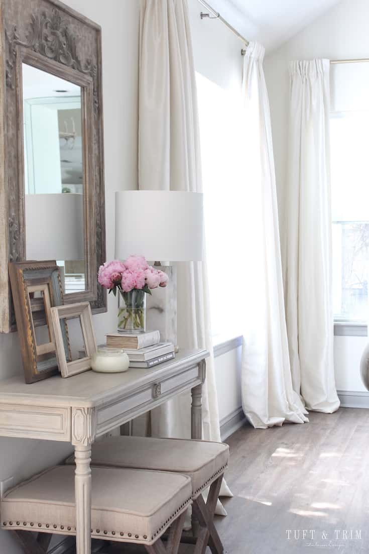 Photo of Modern French Country Decor – Home Tour – shabbyfufu.com