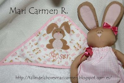El blog de Mari Carmen (Patchwork, muñecas y más labores): Cesta regalo !!!!