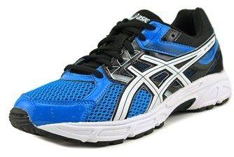 Gel-Contend 4, Chaussures de Running Compétition Femme, Bleu (Diva Blue/Silver/Orchid), 37.5 EUAsics