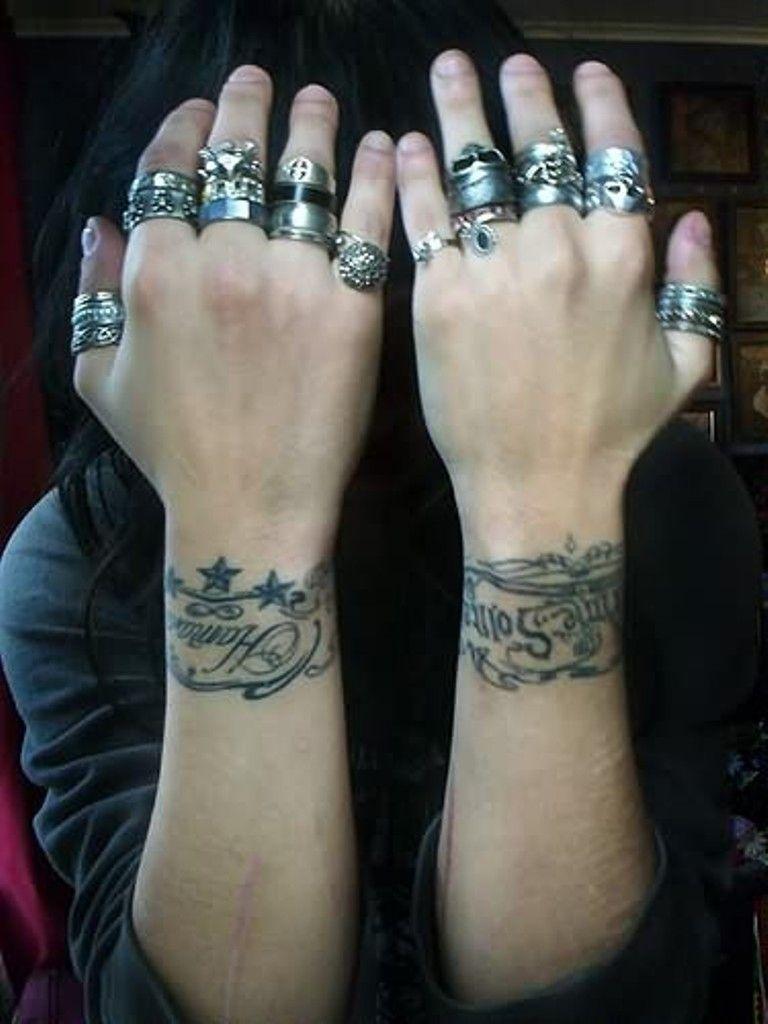 Bracelets wrist tattoos for men - Tattoo Wrist Bracelet Designs 82 Wrist Tattoo For Men Tattoo Ink