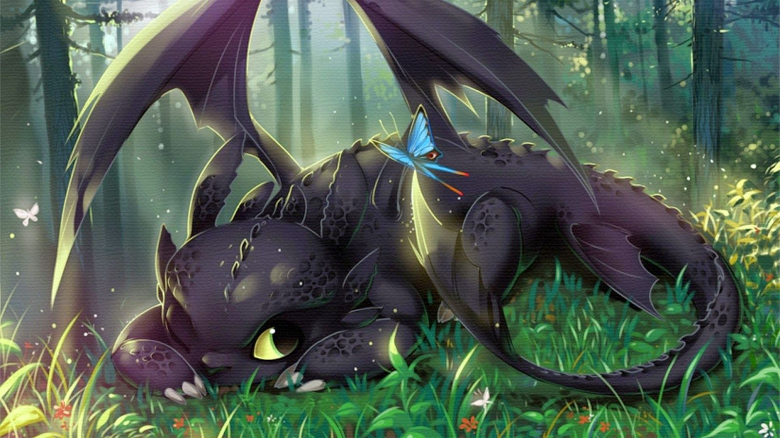 If The Movie Also Reveals The Secrets Of Toothless' Origins, Could The  Mysterious Absence · Httydhiccuptoothless Dragonnight Furytrain Your  Dragonhow