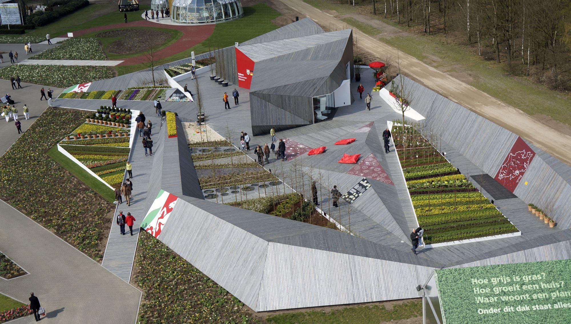 RMP Stephan Lenzen Landschaftsarchitekten: Floriade 2012 Venlo