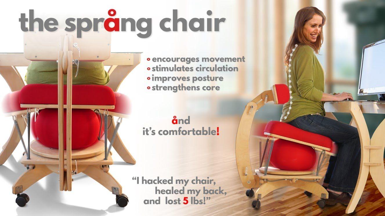The Språng Chair