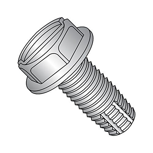 1 Length Pan Head Type A #12-11 Thread Size 18-8 Stainless Steel Sheet Metal Screw Pack of 25 Phillips Drive Plain Finish