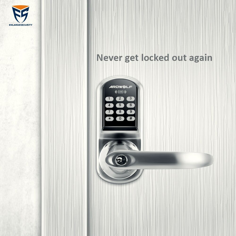 Use A Smart Door Lock And Never Get Locked Out Again Smart Door Locks Keypad Door Locks Digital Lock