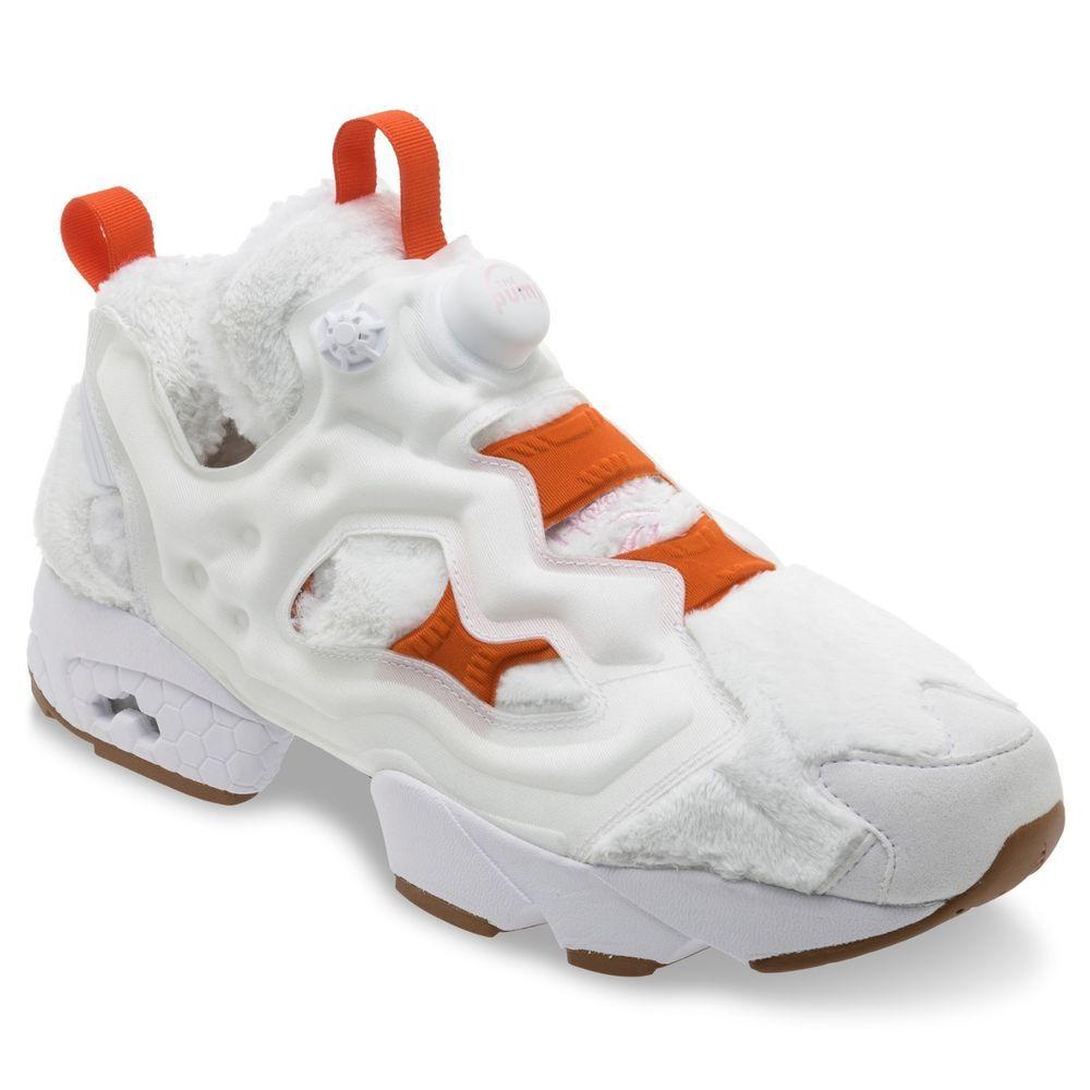 e6b2c309098  Pre BTS (防彈少年團) x BT21 INSTAPUMP FURY OG TXT Reebok Classic Shoes  DV9873  RJ