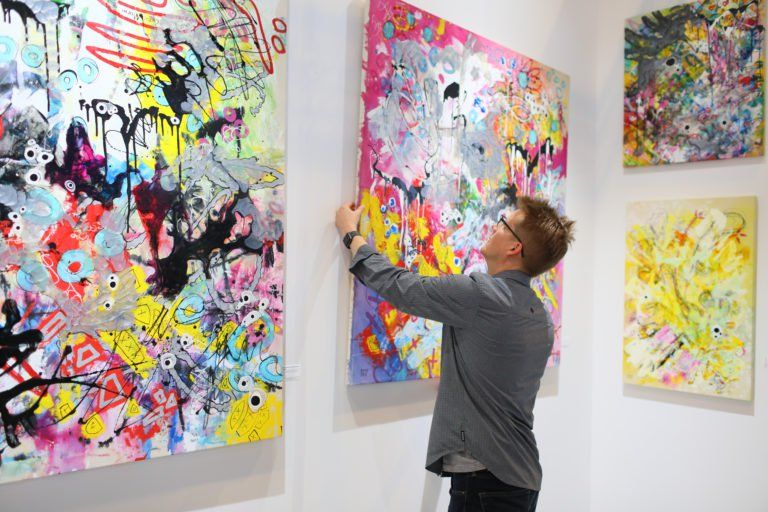 The Other Art Fair Will Bring Affordable Artwork to Dallas in September #VisualArts