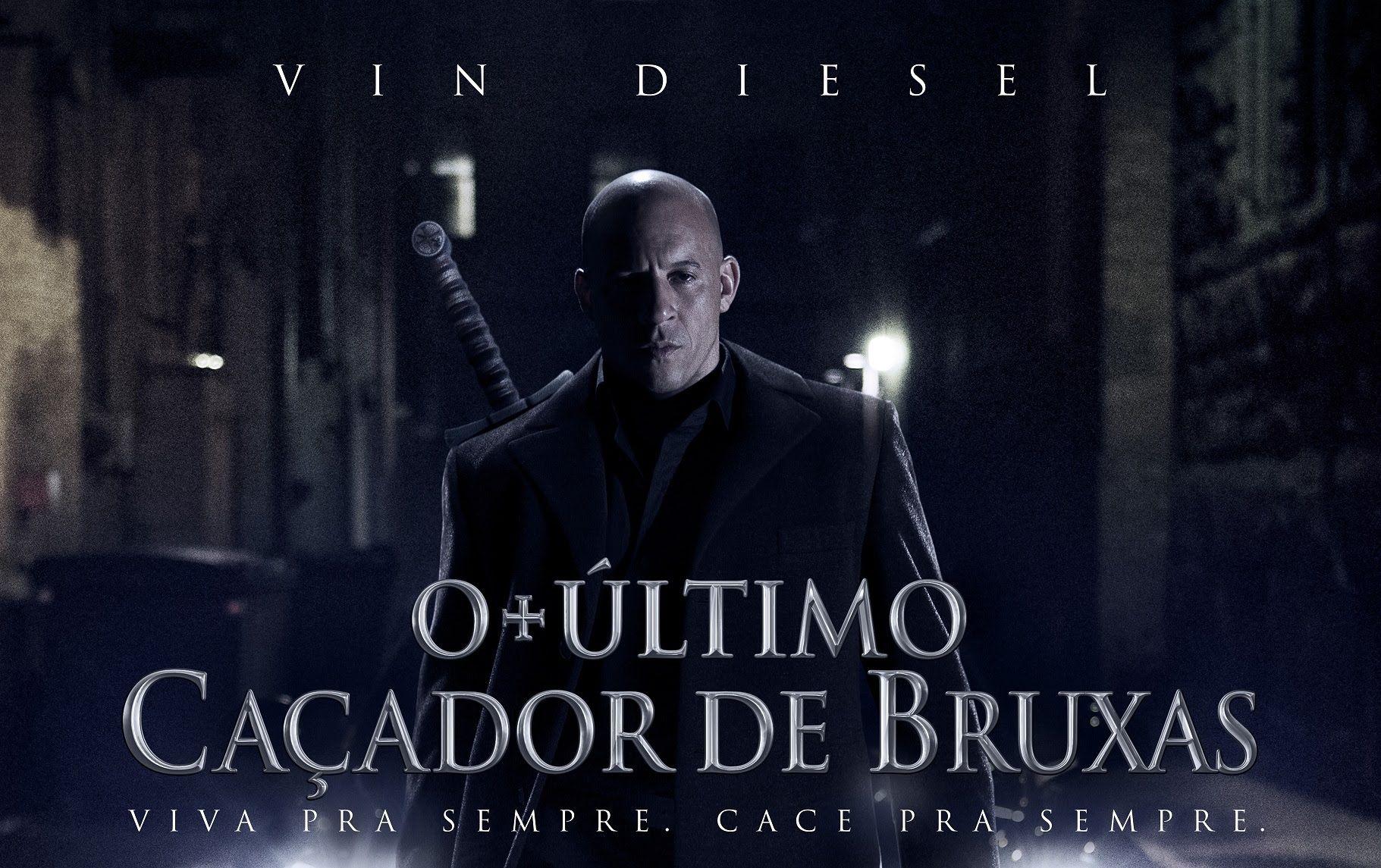 O Último Caçador de Bruxas - 29 de outubro nos cinemas