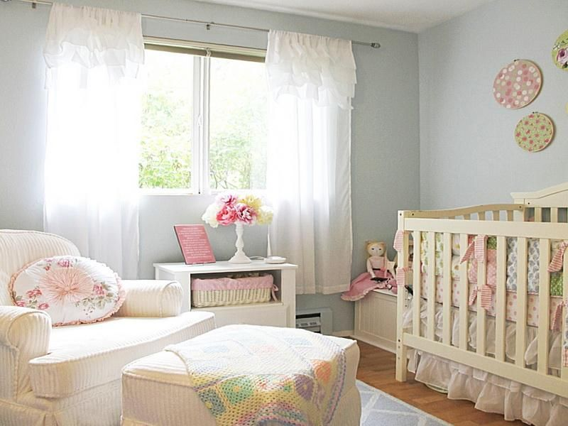 pretty diy nursery ideas baby nursery diy baby room on Elle Decor Nursery id=95504