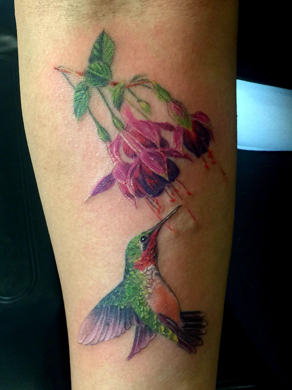 I Waited So Long To Find A Tattoo Artist Who I Felt Would Get It Just Right So Glad It Was The Wait Thewarrentattoo Annatat Md Tattoo Artists Hummingbird Tattoo Tattoos