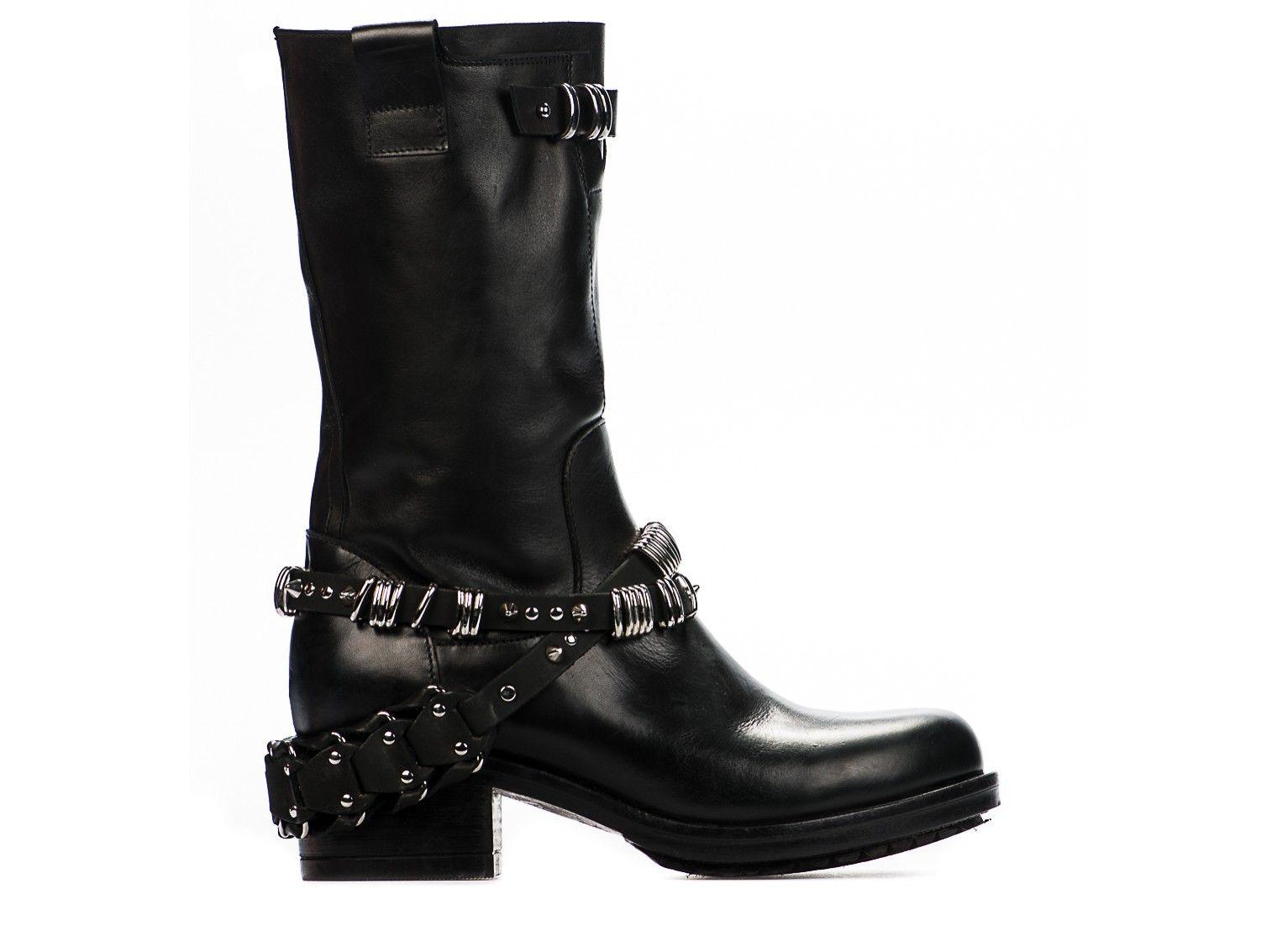 Bottines femme - MIGLIO - Noir - 3577X38 4fh3eoWU