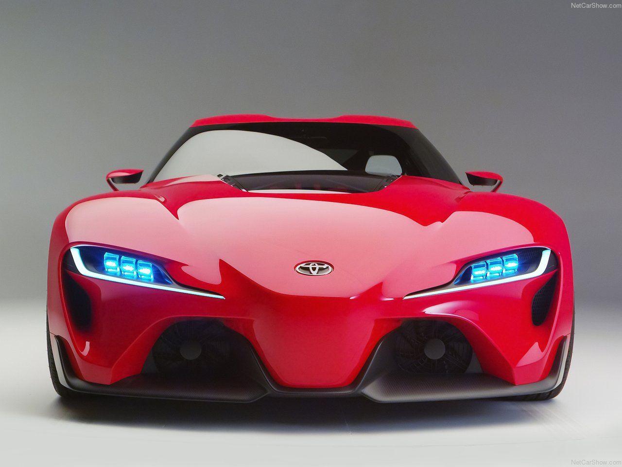2014 Toyota FT 1 Concept