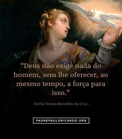 Santa Teresa D ávila Santa Teresa De Jesus Frases A Coragem Em