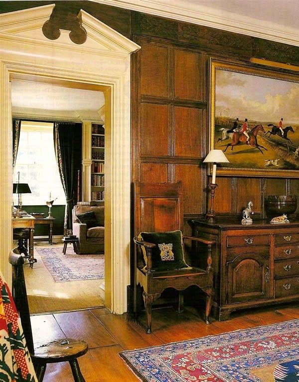 Decorate In Ivy League Preppy Style Interiors Decorating and