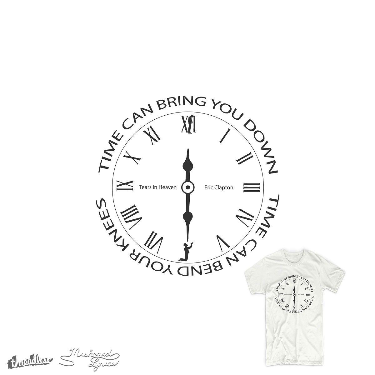 Help Me To Vote Shirt Design Challenge Tears In Heaven