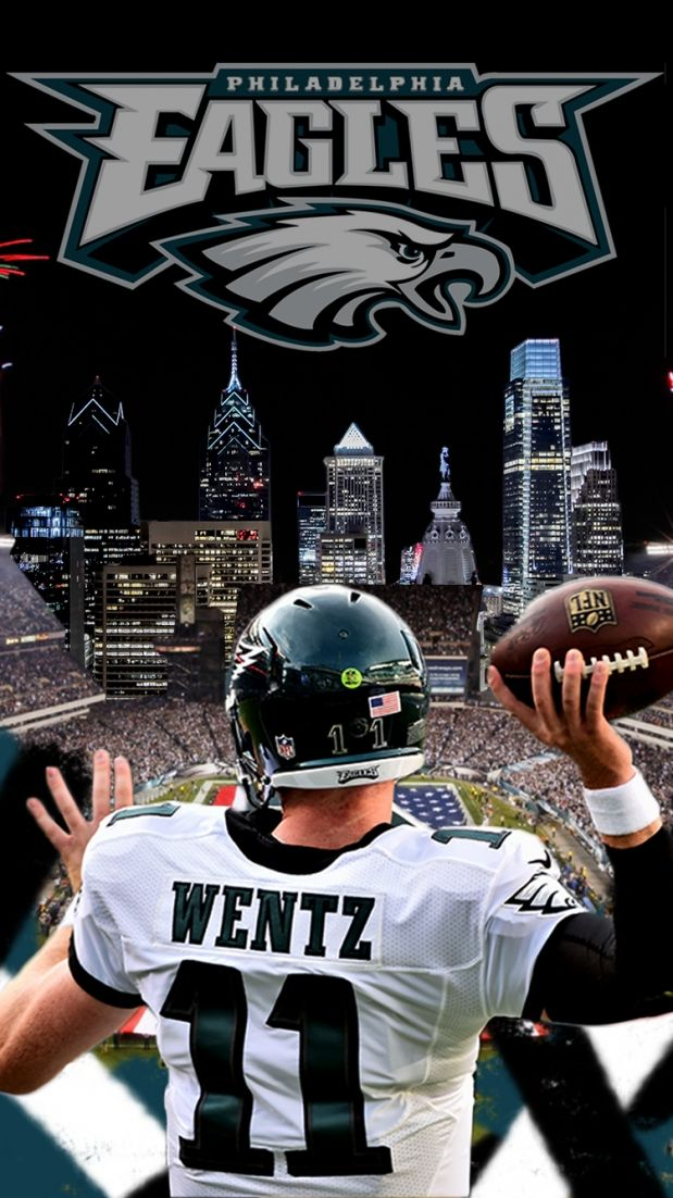 Carson Wentz Wallpapers Wallpaper Cave inside Awesome