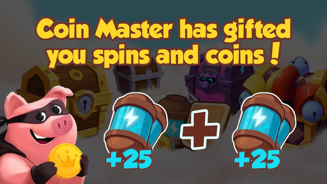 free spins coin master 2019 no verification