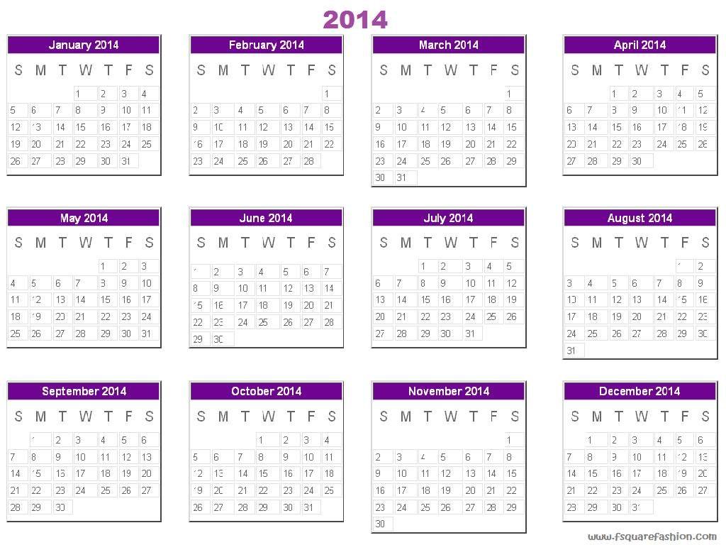 Calendar Templates Nz : Free calendar template printable