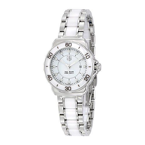 Tag Heuer Women's WAH1315.BA0868 Formula 1 Stainless Steel Sport Watch with…
