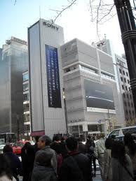 Afbeeldingsresultaat voor tokyo sony