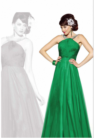 Asos Partykleider, Blau Schwarz Kleid Das Kleid Farbe ...
