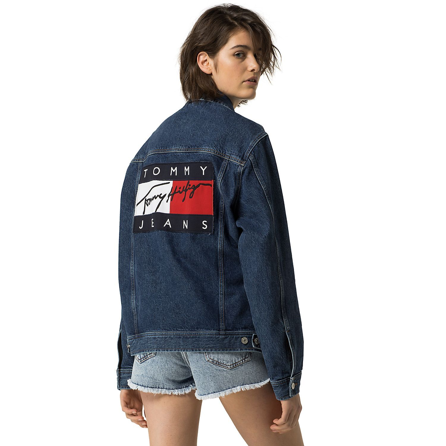 54a6d4af Make a 90s Statement with Tommy Hilfiger's Tommy Jeans Fashions ...