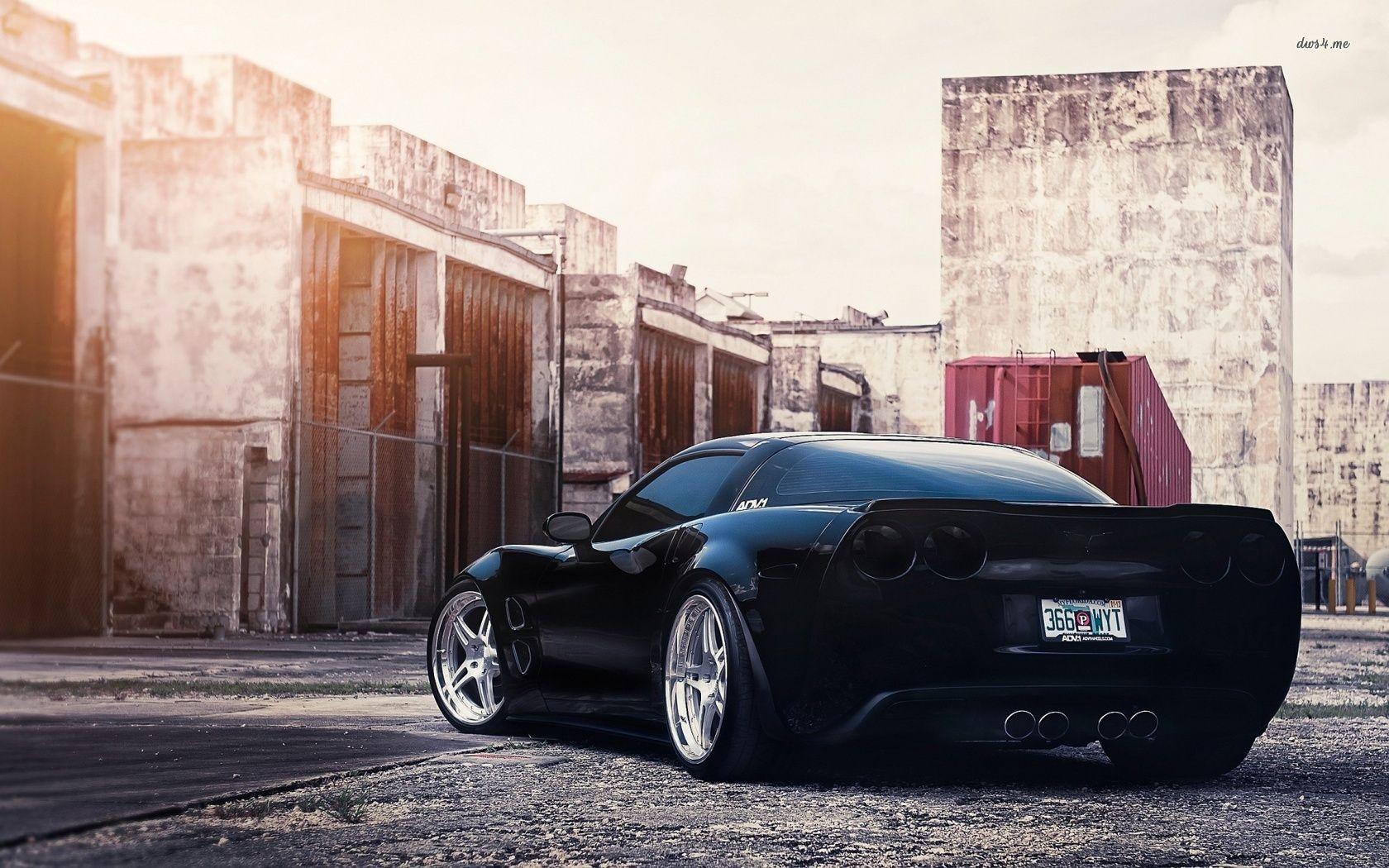 Fondos De Pantalla De Autos Netbook: Chevrolet Corvette ZR1 Wallpaper