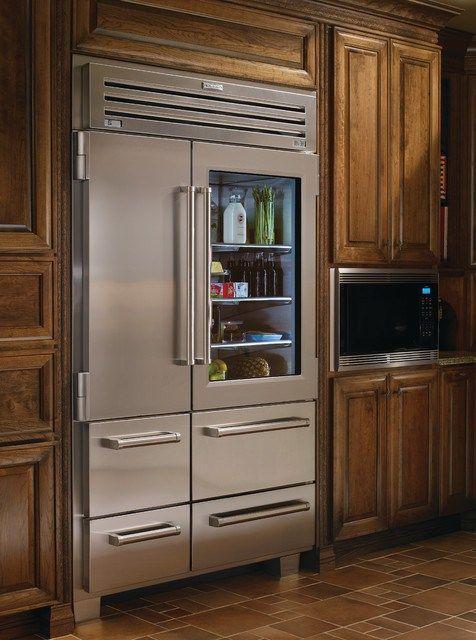 Glass Door Prog Los Angeles Universal Appliance Kitchen Kitchen