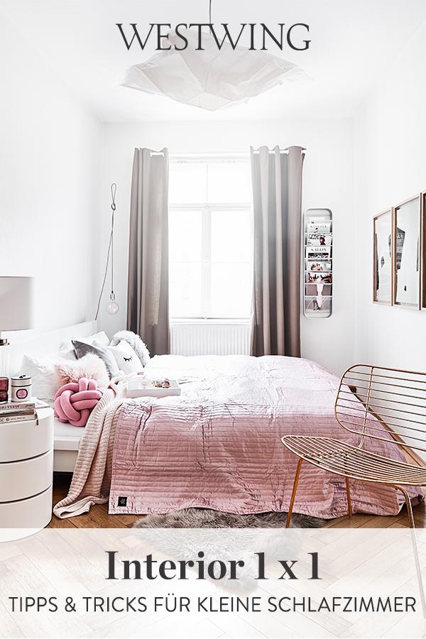 Ein Kleines Schlafzimmer Einrichten Die Besten Tipps Westwing