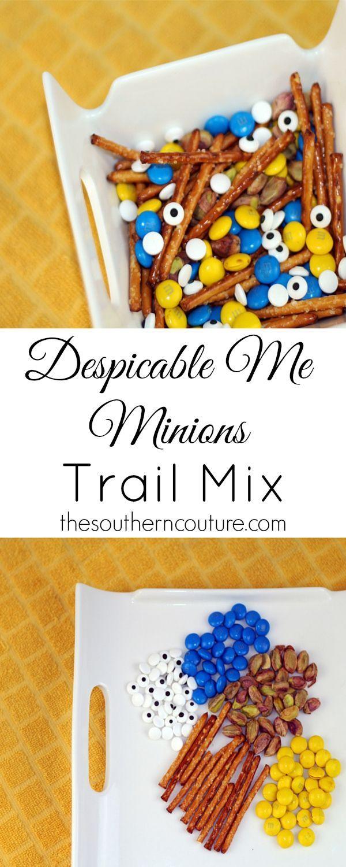 Despicable Me Trail Mix