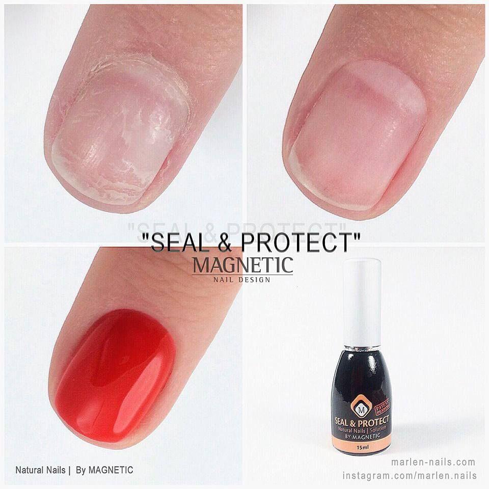 Seal & Protect (130007) * Recovers damaged nails visibly * Can be ...