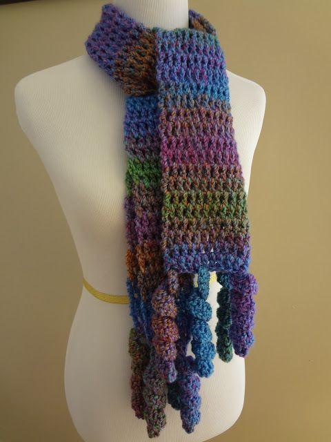 Fiber Flux...Adventures in Stitching: Free Crochet Pattern ...