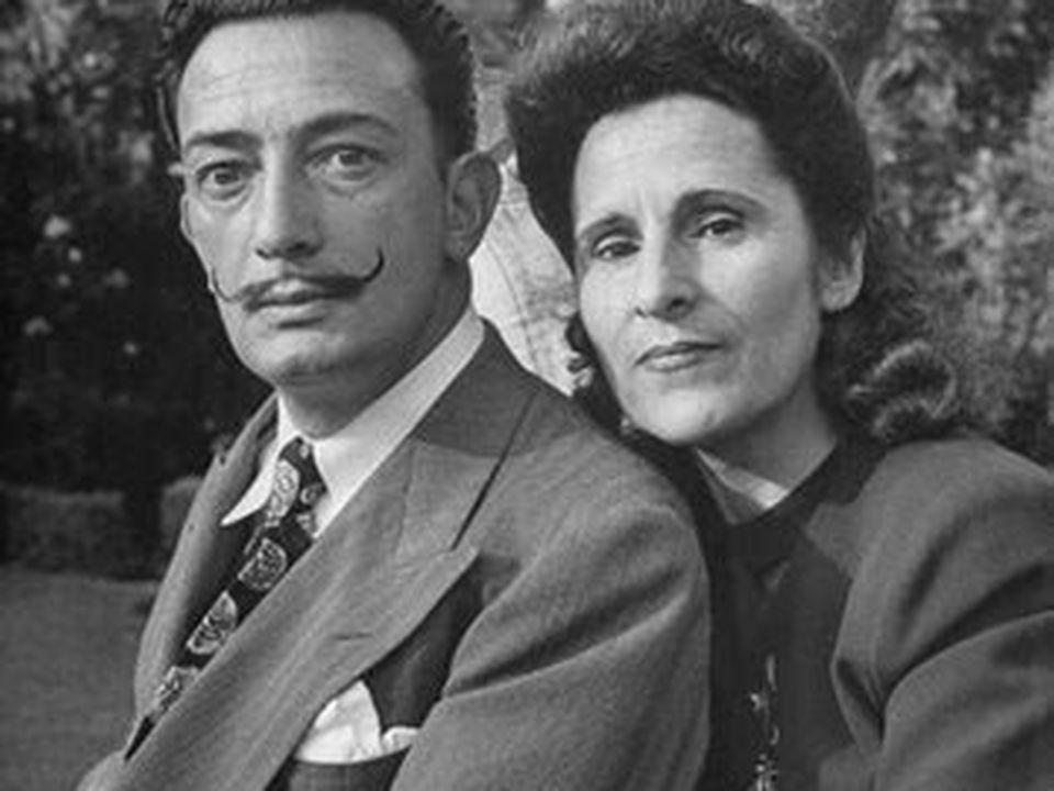 El amor mágico de Gala y Dalí - Taringa!