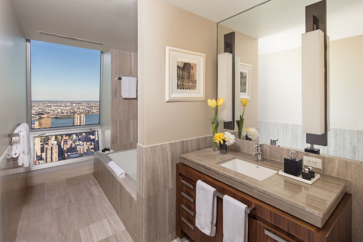 1f4d9c745140 House Tour  Fendi Casa Bathroom