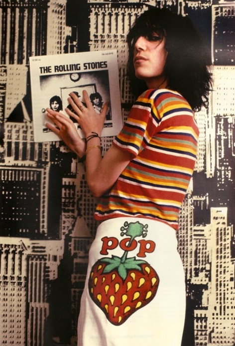 Patti. Pop.