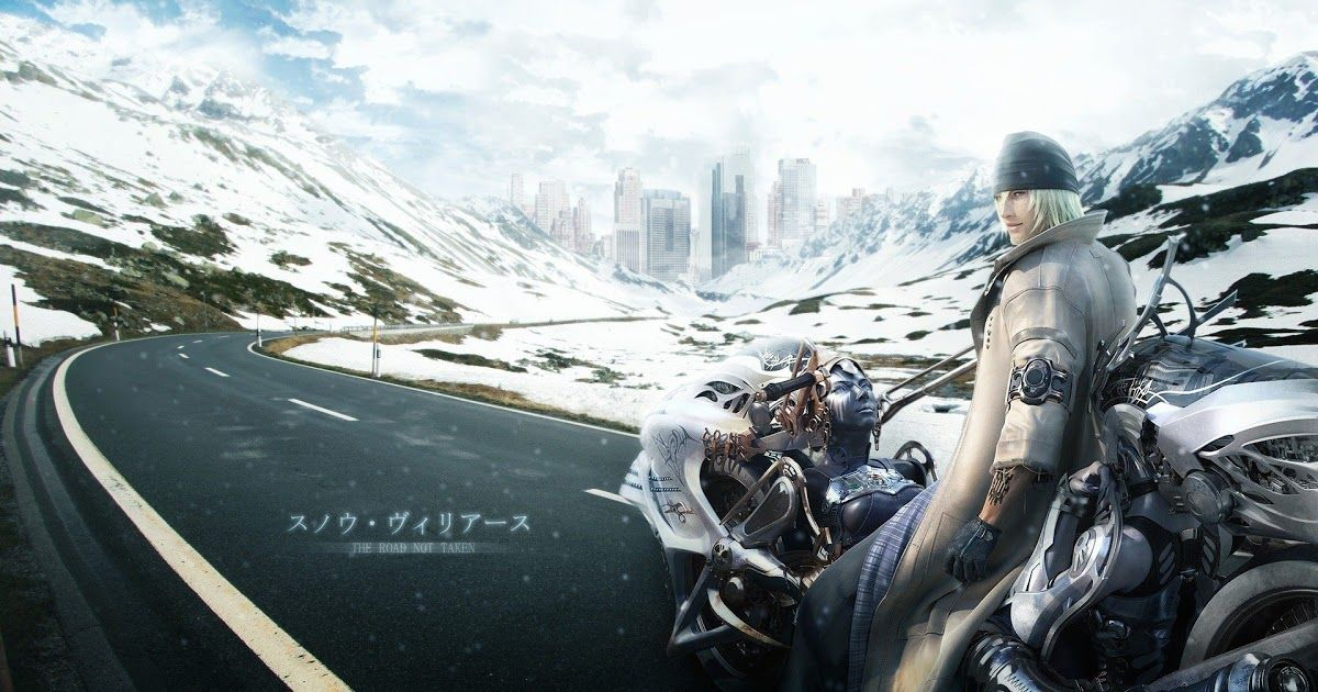 12 Wallpaper Hd Anime Final Fantasy 1920x1200 Px Anime