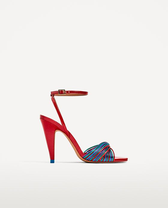 detailed pictures size 7 store MULTI-STRAP SANDALS-View all-SHOES-WOMAN | ZARA United States ...