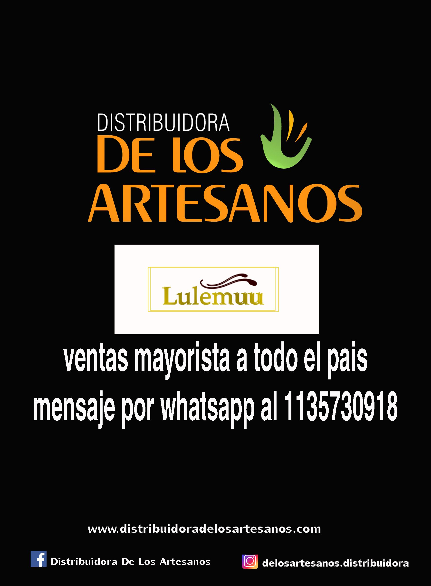 Productos Lulemuu Venta Logistica Y Distribucion De Los Artesanos Ventas Artesanos Tienda Natural Venta Al Por Mayor