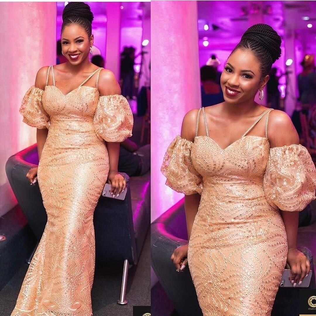 70 Stylish Wedding Guest Dresses That Are Sure To Impress Wedding Digest Naija African Lace Dresses African Lace Styles Nigerian Lace Styles,Tea Length Dresses For Wedding Guest