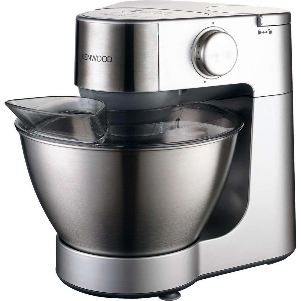 Kenwood Km283 900w 4 3 L Prospero Compact Kitchen Machine Mixer In Silver New In Home Furniture Diy Appli Kenwood Prospero Kitchen Electronics Kitchen Gear